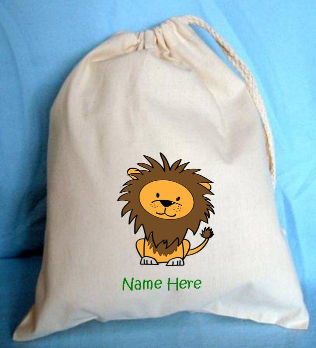 cotton drawstring bags | Personalised Party